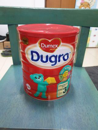 🚚 Dumex Dugro step 3