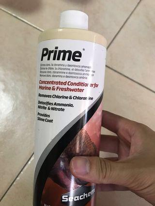 Seachem prime, phosphorus and nitrogen