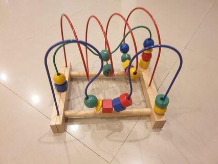 Preloved Beads roller coaster