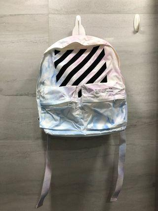 SSENSE x Off-White Backpack 背包 ss15