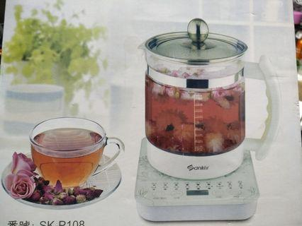 Sanki 山崎 SK-P108 1.8L 健康花茶套裝