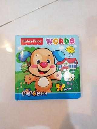 Fisher Price Words