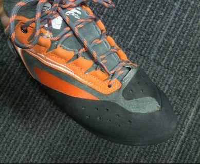Millet rock climbing shoes