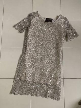 Evening short dress