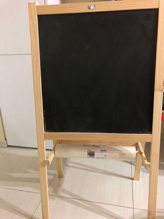 Whiteboard ikea  + paper roll [moving out sale]