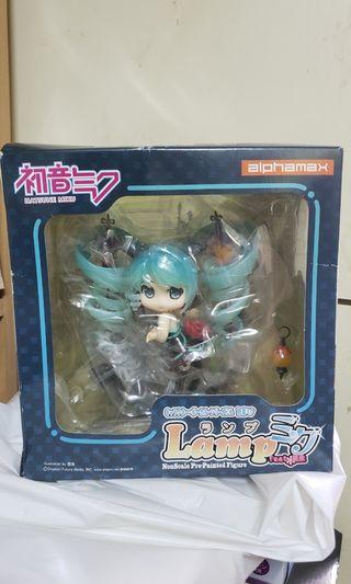 初音 Lamp miku figure