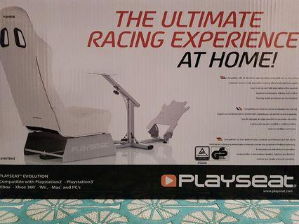 🚚 Playseat - used 3 times - Fixed price