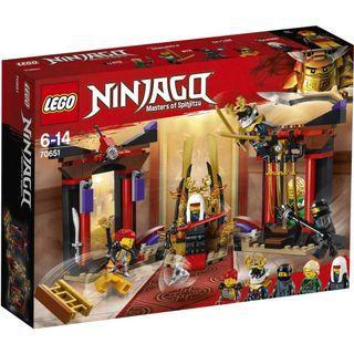 🚚 Lego Ninjago 70651