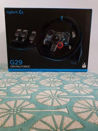 DRIVING FORCE RACING WHEEL Logitech G29 - Fixed Price