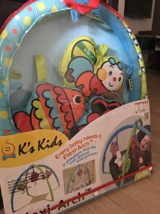 K's Kids Flexi Arch (Baby Playmat)