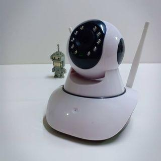 IP CAM 355DEGREE WITH BUILT IN MIC AND SPEAKER IOS ANDROID