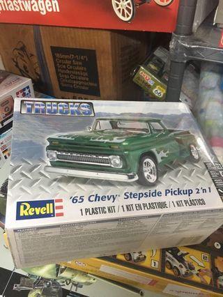 Revell Truck 60 Chevy stepside pickup
