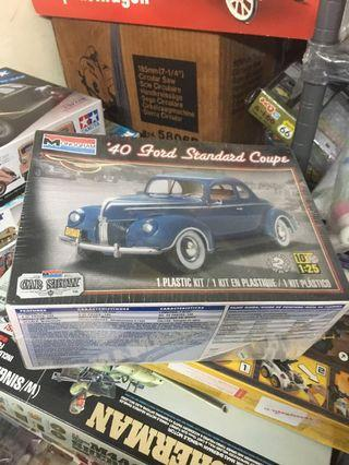 Revell 40' Ford Standard coupe