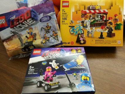 LEGO 70841 + 30529 + 40358