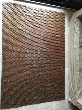 Designer - Stylish Timber Carpet