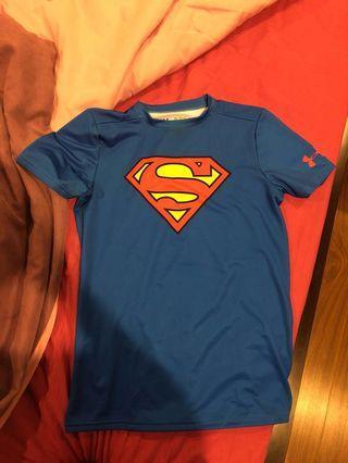 Under armour superman