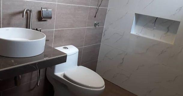Pakej renovate toilet lama ala HOTEL!