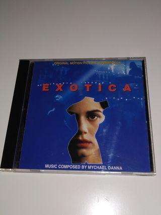 性感俱樂部 電影原聲光碟 Exotica original motion picture soundtrack CD