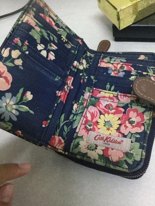 (AUTHENTIC/REAL) Cath Kidston Wallet