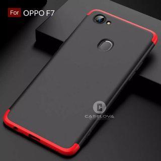 Hardcase Full Protect Oppo f7