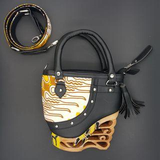 BRAND NEW Exotic Handmade Indonesian Handbags (only one piece available per design