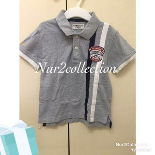 Preloved Baju Gamester 2-3Year