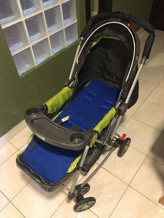 Baby Stroller (2nd hand)