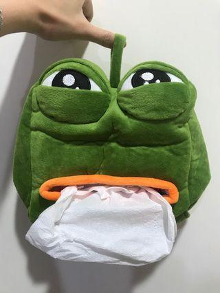 青蛙🐸衛生紙抽取袋