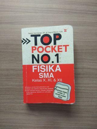 Top Pocket No.1 Fisika SMA Kelas X, XI, XII