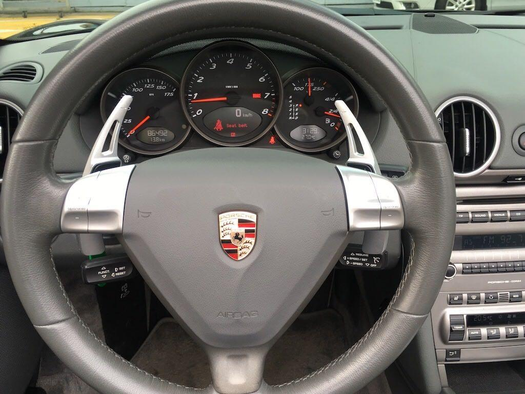 2007 Porsche Boxster 2.7   低里程·車況佳~~完美好車讓您輕鬆圓夢