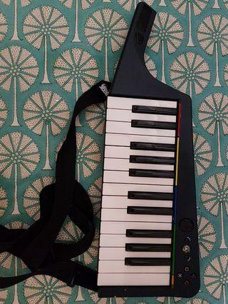 🚚 Rock Band Wireless Keyboard