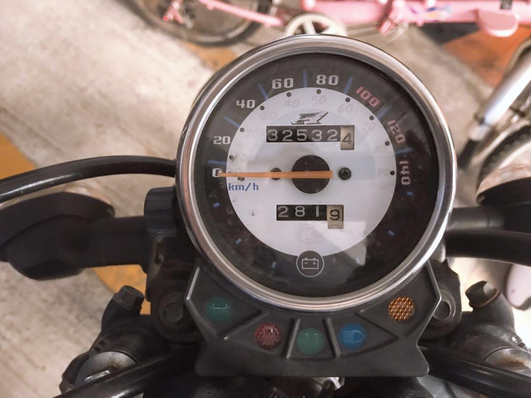 2010年KTR. 150cc. 自售