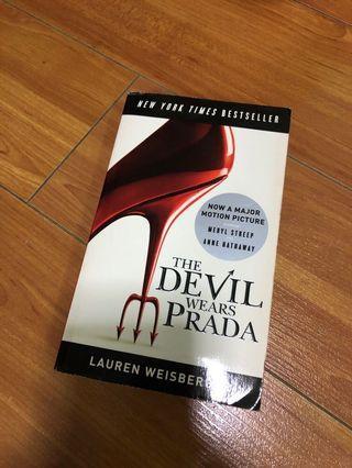 🚚 The devil wears prada