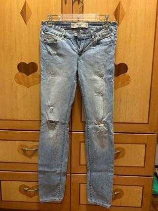 (#5)Abercrombie & Fitch A&F jeans