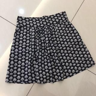 Cotton On Floral Skater Skirt