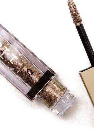 Stila liquid eyeshadow (bronzed bell)