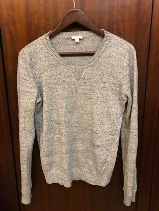 GAP grey top knitwear