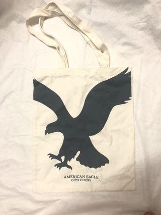 American eagle tote bag 環保袋
