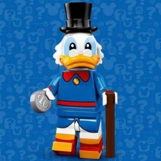 Lego 71024 Scrooge McDuck Disney Minifigure Series 2