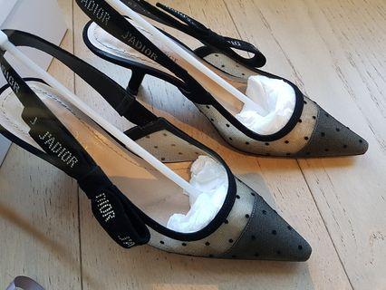 Dior heels size37 (sandals, slingback, shoes)