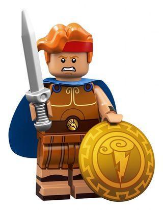 Lego 71024 Hercules Disney Minifigure Series 2