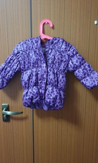 FOX disney baby winter jacket 12-18mth