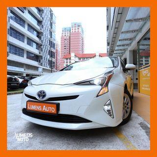 Toyota Prius S Hybrid - Car Rental Pte Hire / Grab