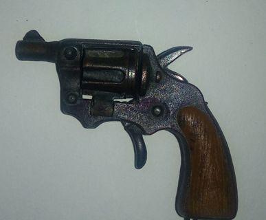 🚚 Key chain gun