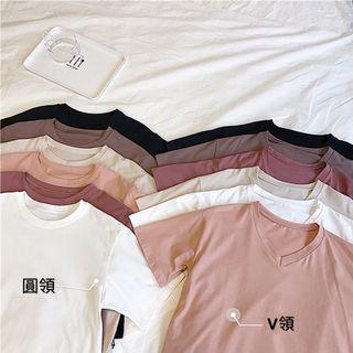 🚚 韓版復古系棉質短袖