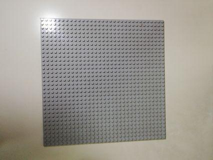 🚚 Lego Compatible 32x32 Base Plate(Light Grey)