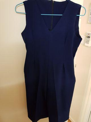 Blue Midi Jumpsuit not Love Bonito Fayth Playdress