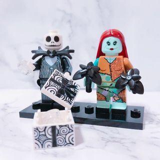 🚚 LEGO 迪士尼樂高人偶包-聖誕夜驚魂
