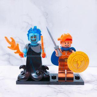 🚚 LEGO 迪士尼樂高人偶包-大力士系列