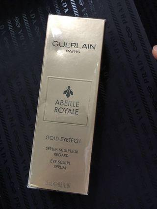Guerlain gold eyetech eye sculpt serum 眼精華